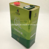3liters Tin Can for Packaging Cooking Oil