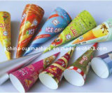 CE Ice Cream Paper Cone Sleeve Forming Machine