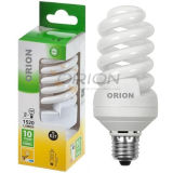 Eco T3, T4 9W, 11W, 15W, 20W, 25W, 30W Full Spiral Energy Saver Lamp