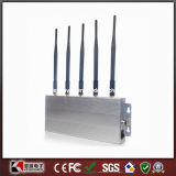 New 5 Bands 4G Cell Phone Jammer 3G Jammer 2g Jammer