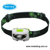 CREE Rechargeable LED Headlamp with 1800 mAh Li-Polymer Battery (MC-903)