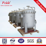 Water Treatment Stainless Steel Multi Bag Filter Housing