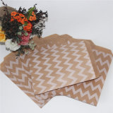 Colorful Printed Party Tableware Kraft Paper Candy Bag
