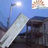 All in One Integrated LED Solar Street Light