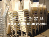 Stacking Hotel Banquet and Restaurant Steel Chair for Metal Furniture (YC-ZG10)