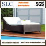 Rattan Sunbed Lounge/Patio Loungers/Rattan Set Model (SC-B1078-3)
