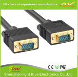 VGA to VGA Cable HD15 Monitor Cable with Ferrites