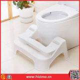 2017 Hot Sales Adjustable Plastic Toilet Foot Stool