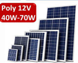 No Tax Best Quality 40W - 70W 18 Volt Polycrystalline Solar Panel