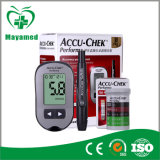 New Arrival Portable Professional Digital Bluetooth Automatic Blood Glucose Meter Glucometer Brands with Glucometer Strips