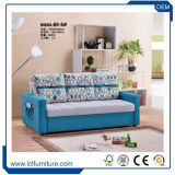 Faux Leather Sofa Bed / PU Sofabed / Fabric Sofa Cum Bed