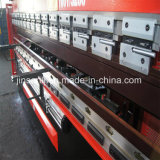 Jsl Carbon Steel Material / Metal Processed and Hydraulic Power Press Brake with 6 Meter