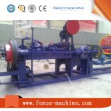 Normal and Reverse Twist Barbed Wire Making Machine