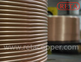 Size 12.7mm Level Wound Copper Coil for Air Conditioning