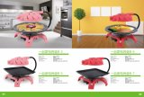 3D Infrared Smokeless Tabletop Korean BBQ Grill (ZJLY)