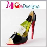 Unique High Heel Shoe Wine and Champagne Holder