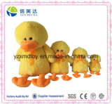 Easter Huggable Plush Stuffed Yellow Duck Toy