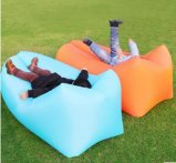Square Pillow Inflatable Air Lazy Bag, Perfect in The Park
