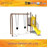 Wholesale Best Price Children Plastic Kids Playground Outdooor with Swing