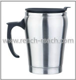 300ml Doubel Wall Stainless Steel Cup (R-2286)