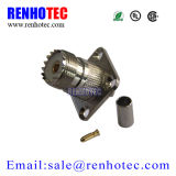 RF Connector UHF Male for Cable Rg214