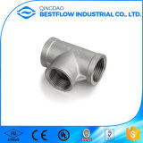 "ISO4144/En 10241 /ANSI 1/4-4"" Ss 304/316 150lbs Screwed Pipe Fitting Street Elbow"
