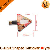 Newest Gift Creative Triangle Card USB Flash Drive (YT-3119)