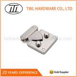 Square Simple Hardware Button Press Handbags Lock