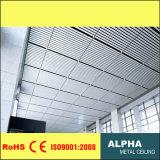 Aluminum Metal Suspended U Baffle Ceiling