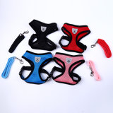 Quality Hot Sale Pet Accessories Leads Mesh Soft Harness for Pups
