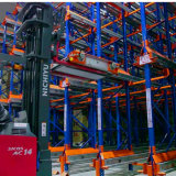 Radio Shuttle Pallet Racking System for Cold Store