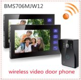 "7"" 2.4G Wireless Video Doorbell Intercom for Home Security 1V2"