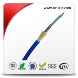 GJFJV--Indoor 12 Core Multi Purpose Distribution Fiber Optic Cable