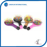 Many Colours Rainbow Comb with Mirror