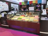 Professional Custom Ice Cream Display Freezer