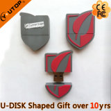 Company Logo PVC 2D USB Pendrive for Promotion Gifts (YT-Logo)