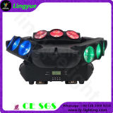 9X10W 4in1 RGBW UFO Stage LED Spider Beam Moving Head