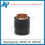 Retaining Cap 220760 for Hpr260 Plasma Cutting Torch Consumables