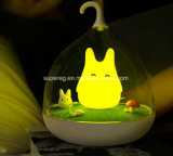 Birdcage Chargeable LED Hand-Held Design Portable Night Lamp