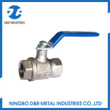 Dr 1059 Nickle Plating Ball Valve for Water and Oil