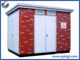 Zbw European Type Prefabricated Substation with Long Life Time