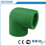 DIN8077 Standard Green PPR Water Supply Pipe Fitting Elbow