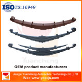 Hot Treatment Plate Spring Conventional Leaf Spring