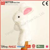 Soft Plush Animal Toy Stuffed Rabbit Hand Puppet