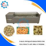 Brush Roller Type Carrot Potato Washing Machine