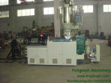 We Supply High Efficiency PPR Water Pipe Machinery / PPR Plastic Pipe Making Machine