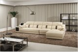 Leather Sofa-Sofa Lounge Suite S8165