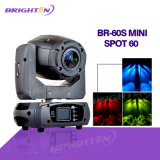 Super Mini 60W Moving Head Spot Stage Equipmet Light for DJ Party