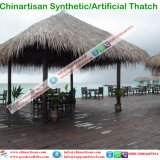 Synthetic Thatch Roofing Building Materials for Hawaii Bali Maldives Resorts Hotel 38