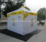 Quality Guaranteed Reasonable Price No MOQ Sublimation Printing Professional Aluminum Custom Printing Folding Canopy